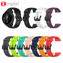 11 Colors Silicone Smartwatch Band Wristband For Garmin 945/935/fenix5 Plus/quatix5 Wrist Strap Watch With Tools Pins