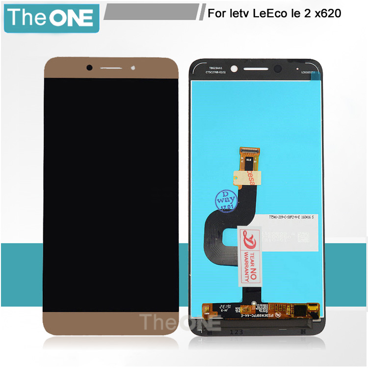 Подробнее о For Letv LeEco Le 2 X620 Full LCD DIsplay + Touch Screen Digitizer Assembly 1920x1080 FHD 5.5inch Free shipping lcd display touch screen digitizer assembly for letv leeco le 2 x620 lcd 1920x1080 fhd free shipping