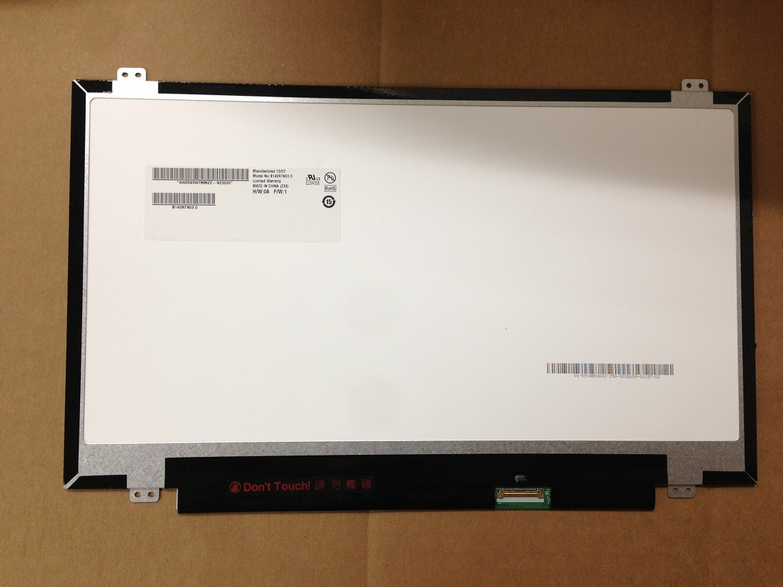 LTN140KT13 301 fit N140FGE EB1 N140FGE EA2 B140RTN03 0 B140RTN02 3 eDP 30 pin Laptop LCD