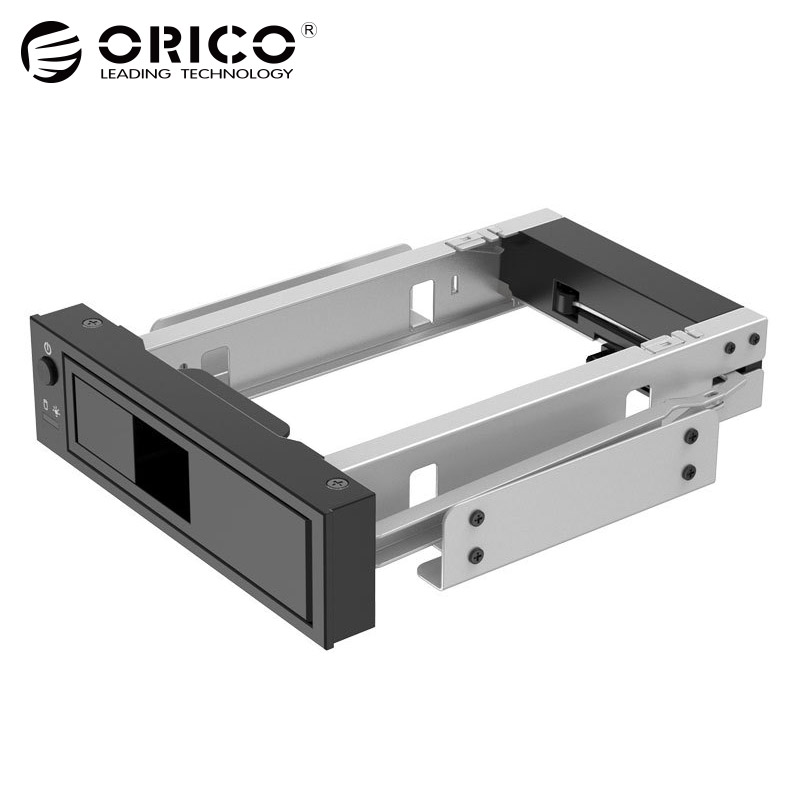 ORICO CD-ROM Space internal 3.5 inch SATA3.0 HDD Frame Mobile Rack Internal HDD Case Support UASP Protocol & 8TB HDD