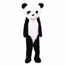 Panda Skin Plush Soft Toy Stuffed Baby Kids baby Pillows without stuffed