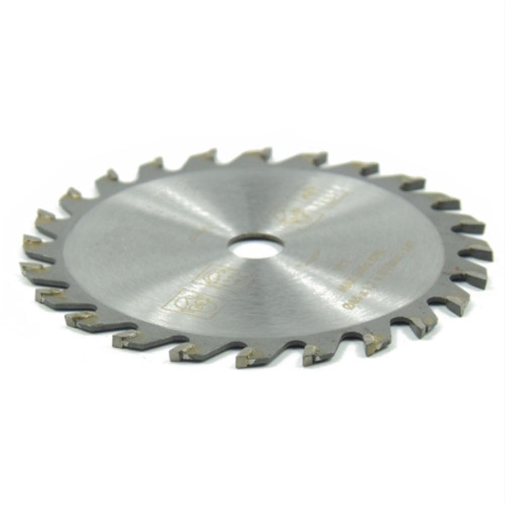 1pc Carbide TCT 24 Tooth 24T Circular Saw Blade 85x15mm For Rotation Electric Carpentry Tools