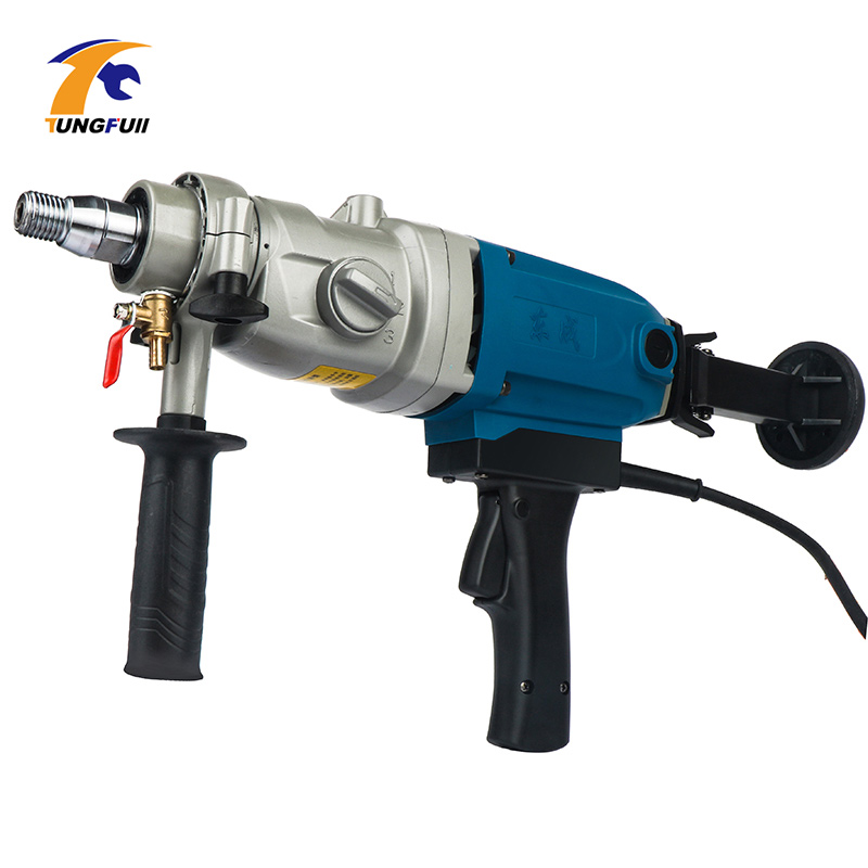 1800W Electric Drill 190mm Diamond Drill With Water Source Concrete Core Drill 3 Speed Diamond Core Drill 190mm
