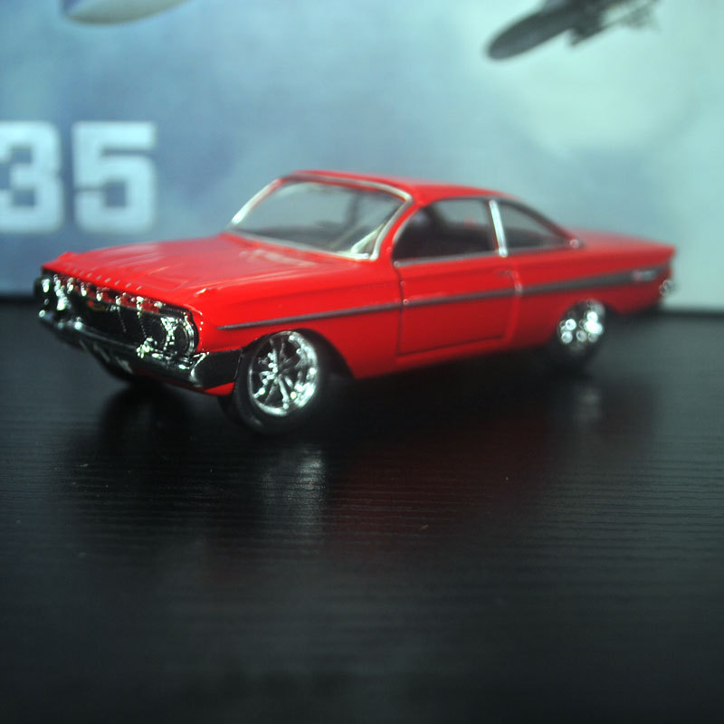 JADA 1/32 Scale Car Toys Fast & Furious 8 1961 CHEVY IMPALA Diecast Metal Car Model Toy For Gift/Kids/Collection