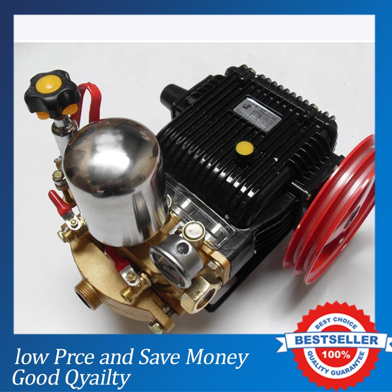 46-60L/min H Capacity High Pressure Triplex Plunger Pump Agricultural Motor Sprayer Pump