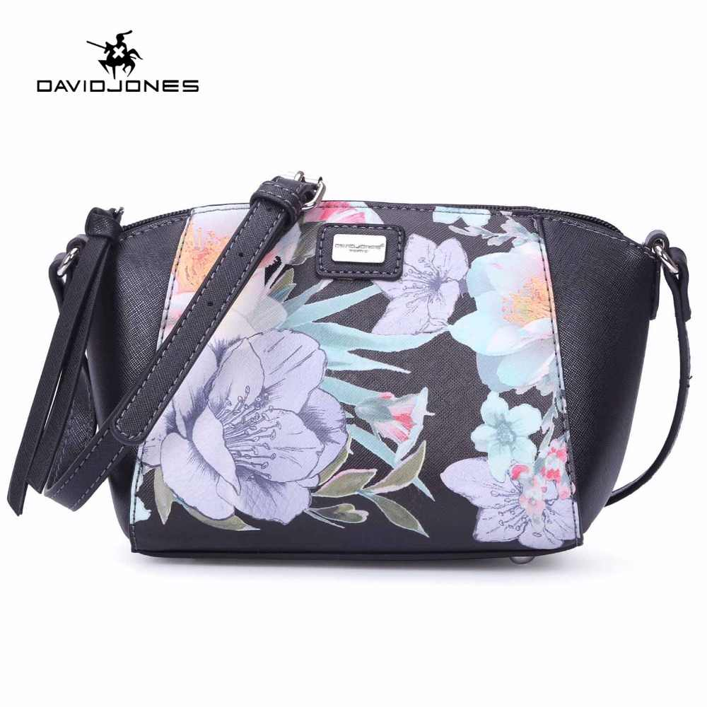 7f2452ee0119 Detail Feedback Questions about DAVIDJONES Women Casual Handbags PU ...