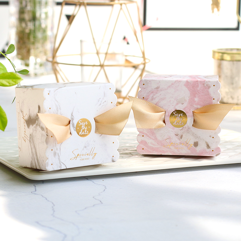 Multicolor Angel Candy Box Wedding Favor And Gift Box Sweet Paper Bags For Wedding Decoration Baby Shower Event Party Supplies