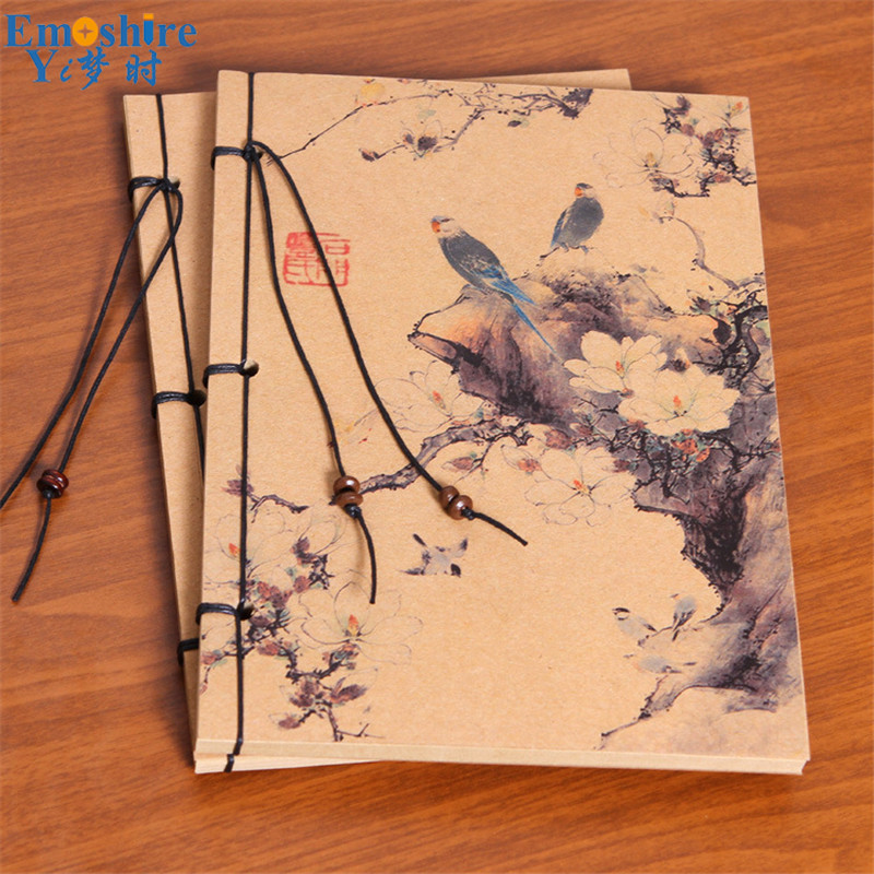 Тетрадь блокнот Китай классической культуры s блокнот для заметок школы письма для LoL игры герой кожи дизайн N207