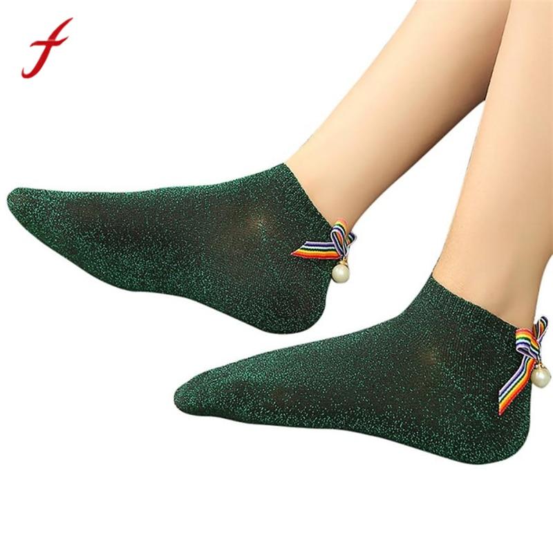 Feitong 2018 Fashion Socks Women Men Casual Work