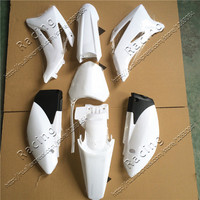 Plastic Kit Fender Farings For TTR110 TTR 110 Pit Dirt Bike Off Road Motorcycle