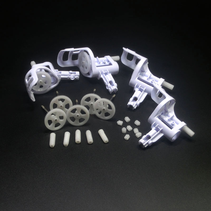 Hot Sale Syma Parts Gearset Gear Motor Base Cover Motor Gear Replacement Spare Parts Accessories For Syma X5 X5C