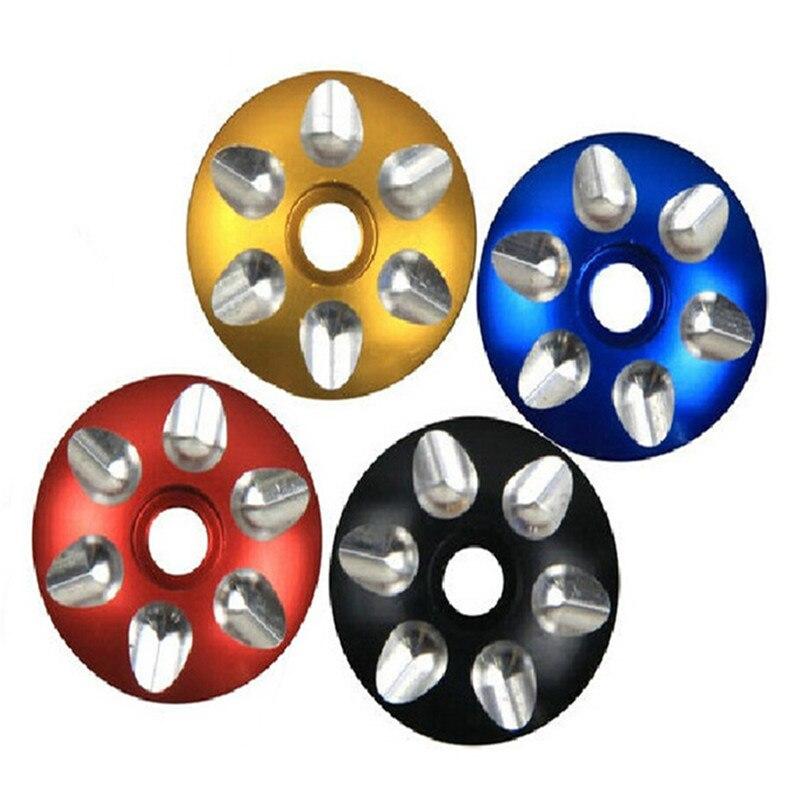 Aluminum MTB <font><b>Mountain</b></font> <font><b>Bike</b></font> Headset <font><b>Cover</b></font> Road Bicycle Stem Top Cap Lid Ultra-light Cycling Headset <font><b>Head</b></font> <font><b>Cover</b></font> Caps <font><b>Bike</b></font> Parts