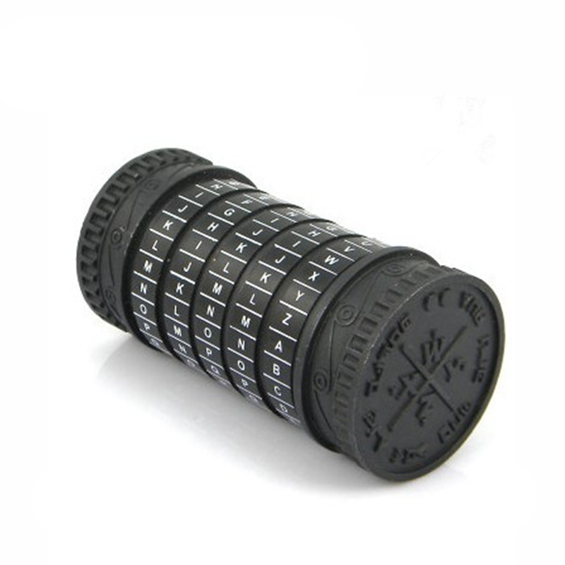 Ուսումնական խաղալիքներ Metal Cryptex- ը - Խաղային արձանիկներ - Լուսանկար 3