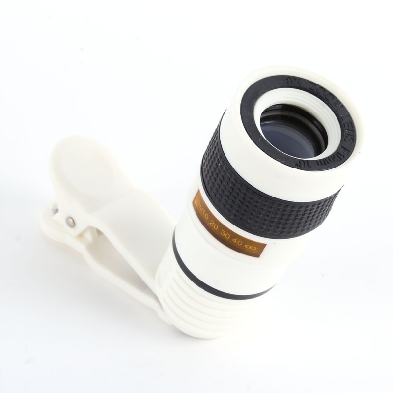 EDAL 8x Zoom Telescope Telephoto Camera Lens for Samsung S9 Note 8 for iphone 7 8 Plus Mobile Phone Lens 5