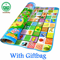Baby Play Carpet Baby Crawling Mats Children Developing Rug Happy Farm Baby Puzzle Mat Kids Toys