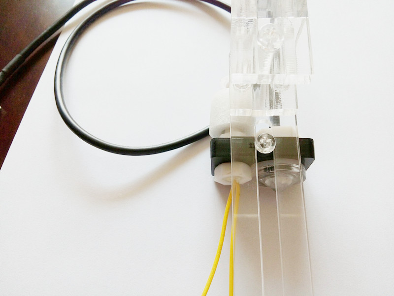 Porte-capteur ATO automatique, avec interrupteur à flotteur et capteur de niveau d'eau optique - 5