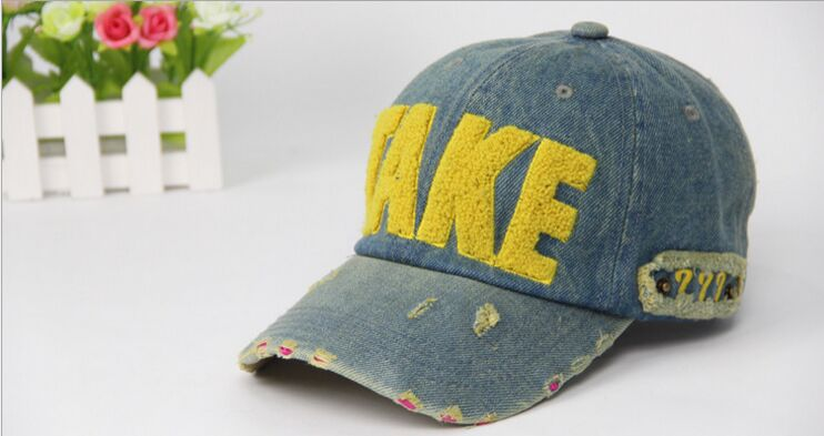 Men Women Hat Trabant-Logo Snapback Hats Visor Denim Cap Outdoor Caps