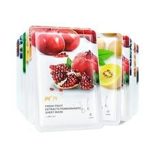 PF79 תמצית פירות טריים מסיכת פנים 12 חלקים מסיכת פנים