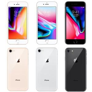 "Image 2 - Original Apple iPhone 8 Iiphone8 2GB RAM 64GB/256GB Hexa core IOS 3D Touch ID  12.0MP Camera 4.7"" inch Apple Fingerprint 1821mAh"