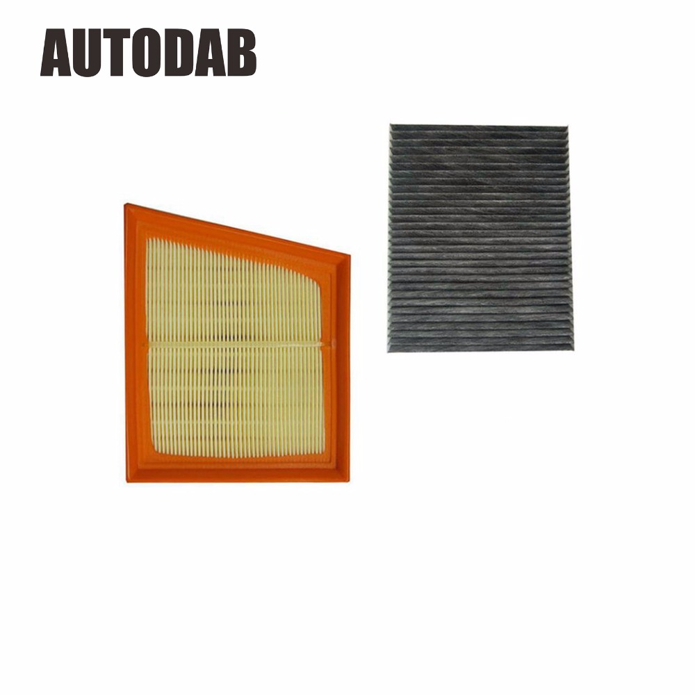 2pcs High Quality air filter cabin filter for Ford Ecosport 1.0T 1.5L wholesale foreign trade filters