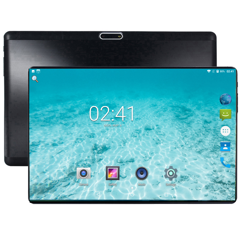 2019 New Google Play Android 8.0 OS 10 Inch Tablet Octa Core 4GB RAM 64GB ROM 1280*800 IPS GPS WIFI Kids Tablets 10 10.1