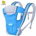 Breathable Multifunctional Front Facing Baby Carrier Infant Comfortable Sling Backpack Pouch Wrap Baby Kangaroo for 2-24 month
