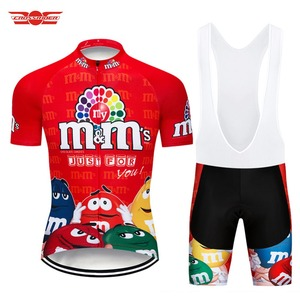 Image 2 - Crossrider 2020 komik bisiklet Jersey MTB dağ bisikleti giyim erkekler kısa Set Ropa Ciclismo bisiklet giyim Maillot Culotte