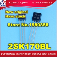 Free shipping  200pcs/lot 2SK170 BL 2SK170BL 2SK170 K170 TO 92