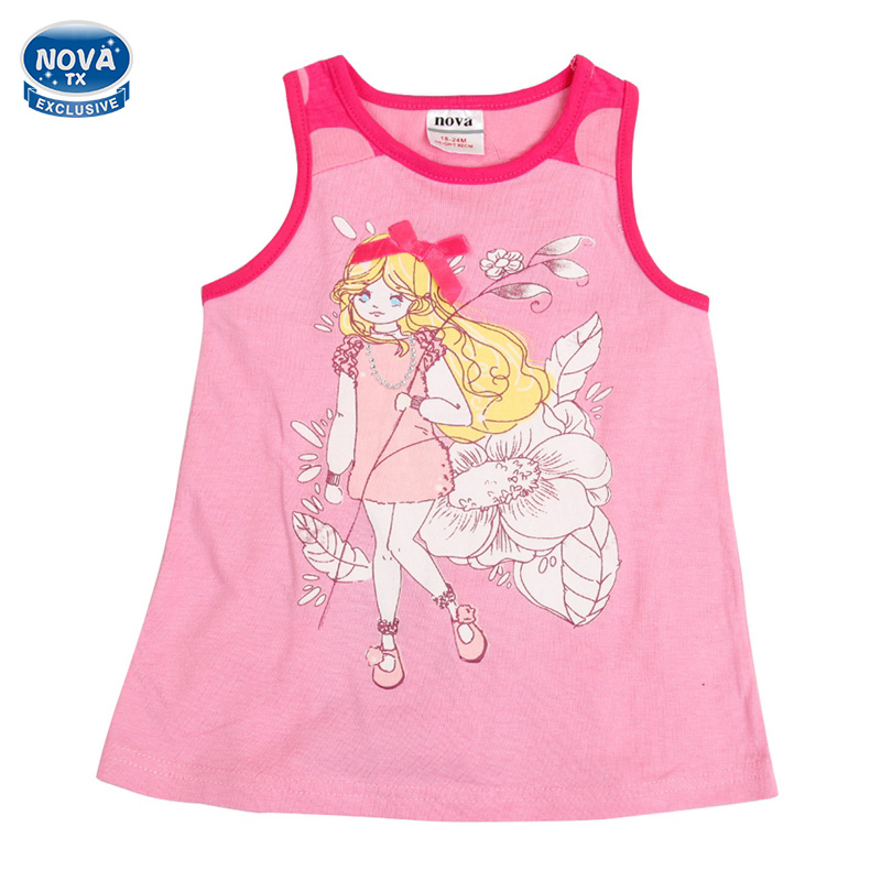 casual dress for girls summer style girl dress children clothing girls clothes nova kids dress embroidery floral sleeveless H763 summer style girls clothing for 6 14 years old girl baby girls pony dress sleeveless girl children clothing