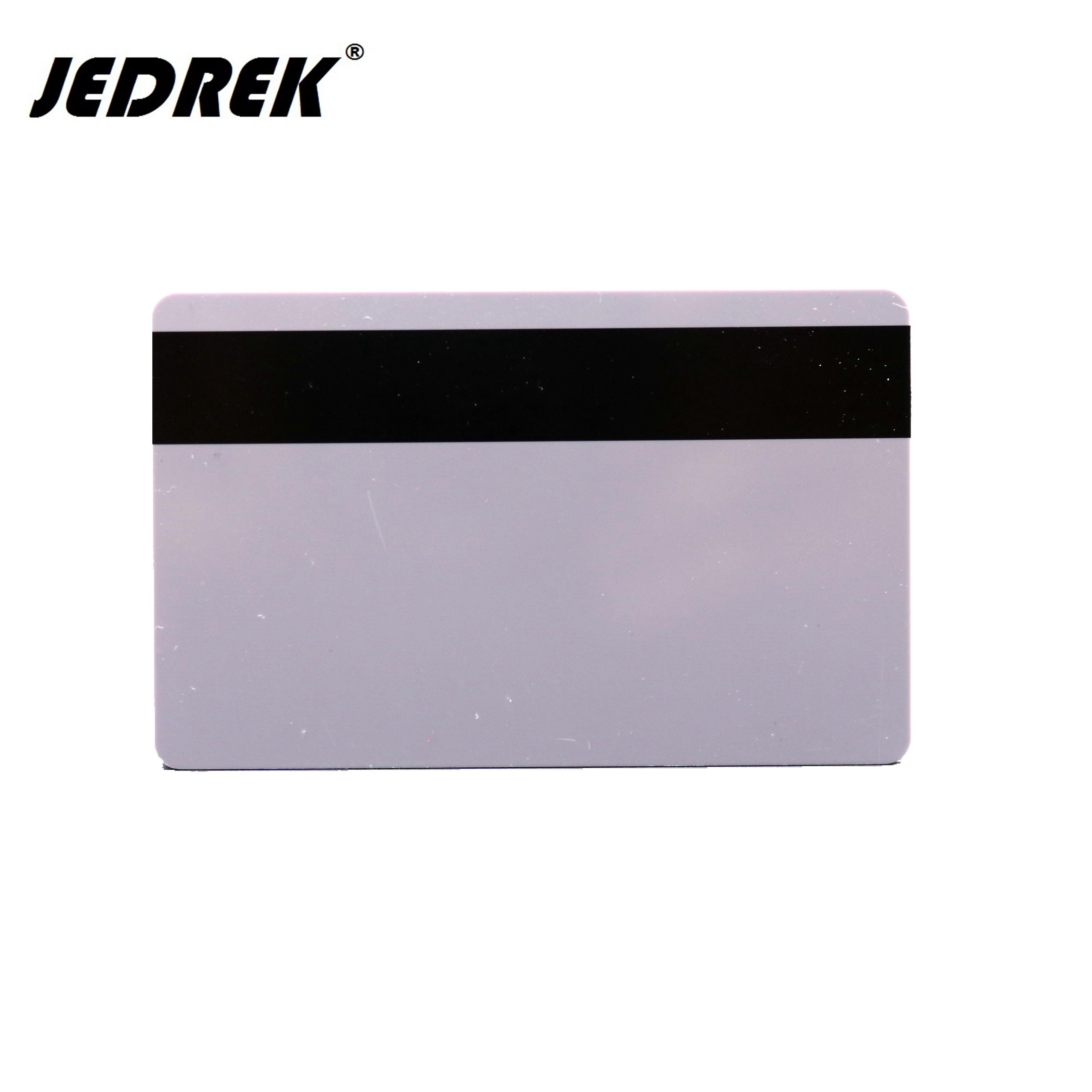 Blank PVC Magnetic Stripe Card 2750 OE Hi-Co 3 Track Magnetic Card Support High Resistance sme 8m zs 24v k 0 5 oe 543892 sme 8m ds 24v k 2 5 oe 543862 festo magnetic switch