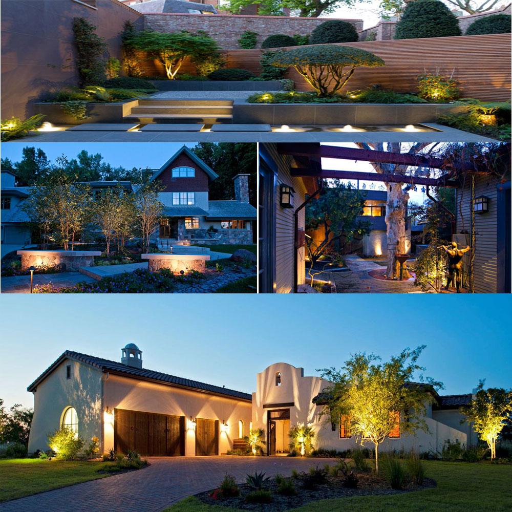 outdoor garden light led lawn light spike (23)