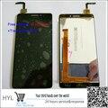 Оригинальный Черный/Белый Сенсорный Экран сенсорный Дигитайзер + ЖК-дисплей Для Lenovo Vibe P1m P1ma40 P1mc50 с отслеживания нет.