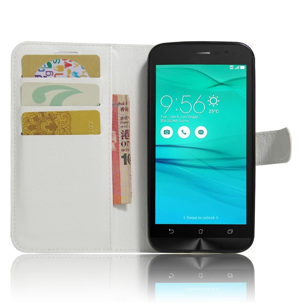 För Asus ZenFone Go ZB500KL ZB500KG 5,0 '' Fodral Lyxigt - Reservdelar och tillbehör för mobiltelefoner - Foto 4
