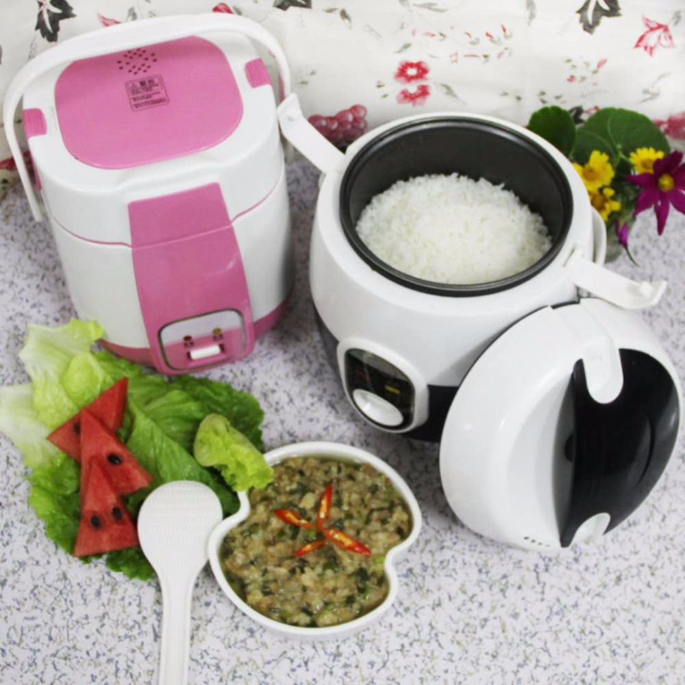 1.2L portable rice cooker 200W multi-function mini rice cooker 1-2 people 220V newest fengru bluebird w d1 protable amplifier hifi fever amplifier portable diy headphone amplifier support otg decoder
