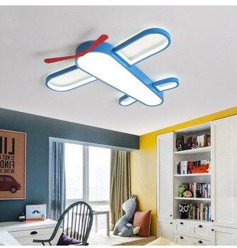 Schöne Süße Flugzeuge Kreative Decke Licht für Kinder s Zimmer Bunte Lampen  Schlafzimmer Home Beleuchtung Acryl Studie Zimmer Lampe