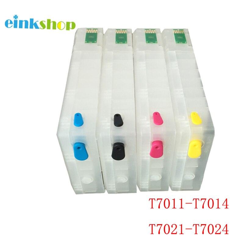 T7011 T7021 T7031 Epson WP-4000 4015DN 4025DN 4025DN 4095DN 4525DNF - कार्यालय इलेक्ट्रॉनिक्स