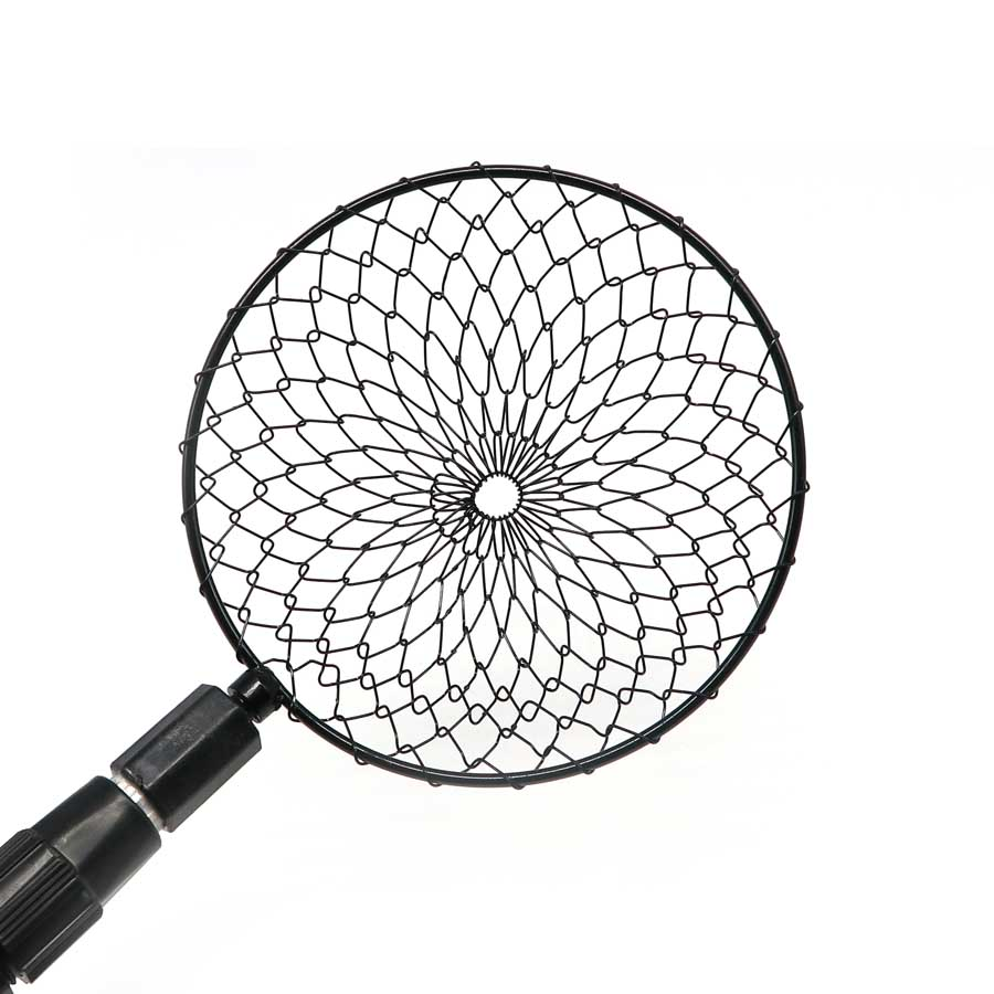 Pcs wire fishing net mesh for ice hand
