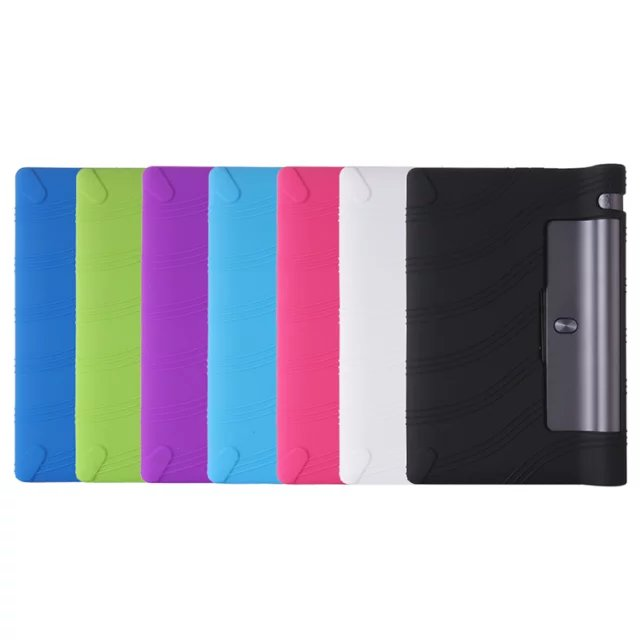 Silicone Tablet PC Case Cover For Lenovo Yoga Tab3 YT3 850 YT3-850F YT3-850M YT3-850L Back Shell 8 For Yoga Tab 3 YT3 850F Pen new original for lenovo thinkpad yoga 260 bottom base cover lower case black 00ht414 01ax900