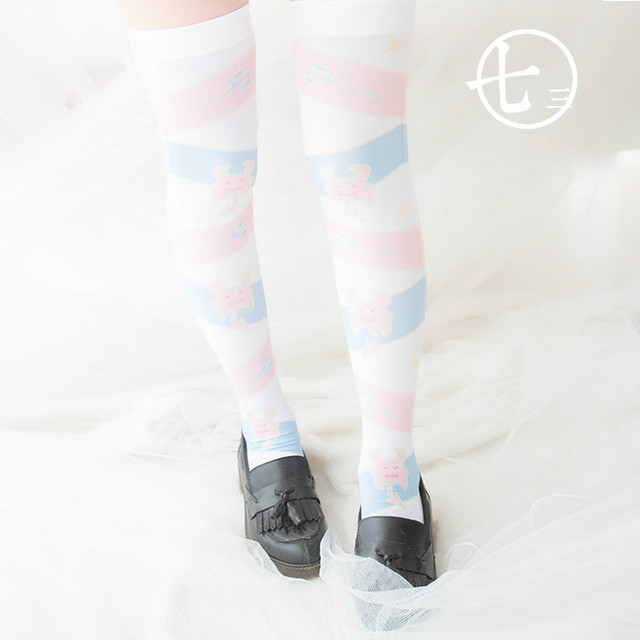Princess sweet lolita Japanese Princess sweet devil socks ak1