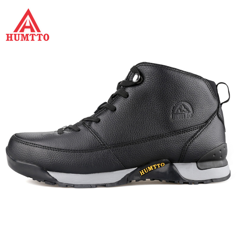 HUMTTO Men's Winter Outdoor Hiking Trekking Boots Sneakers Shoes For Men Winter Sport Climbing Mountain Boots Shoes Man коврики для автомобиля jiuding rav4