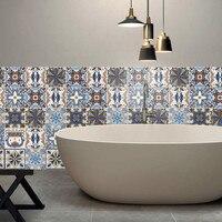 Nuovi Adesivi Murali Arrivo 25 Pz Autoadesivo Tile Art Adesivo Sticker FAI DA TE Cucina Bagno Decor Vinyl Vendita Calda adesivi
