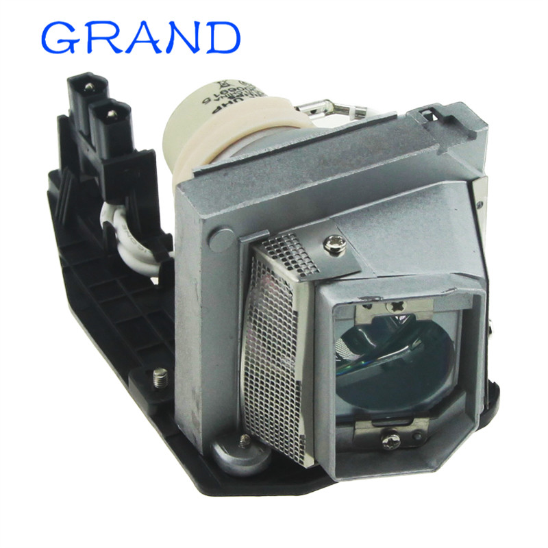 330-6581 /725-10229/725-10203 Replacement Lamp With Housing For Dell Projector 1510X 1610HD 1610X Projecrors HAPPY BATE