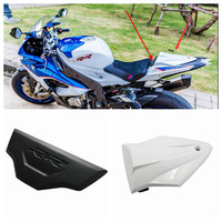 Black Unpainted Rear Tail Cowl Cowling Fairing For BMW S1000RR 2011 2017 Motorcycle Accessories ABS Plastic Tail Cover S1000 RR