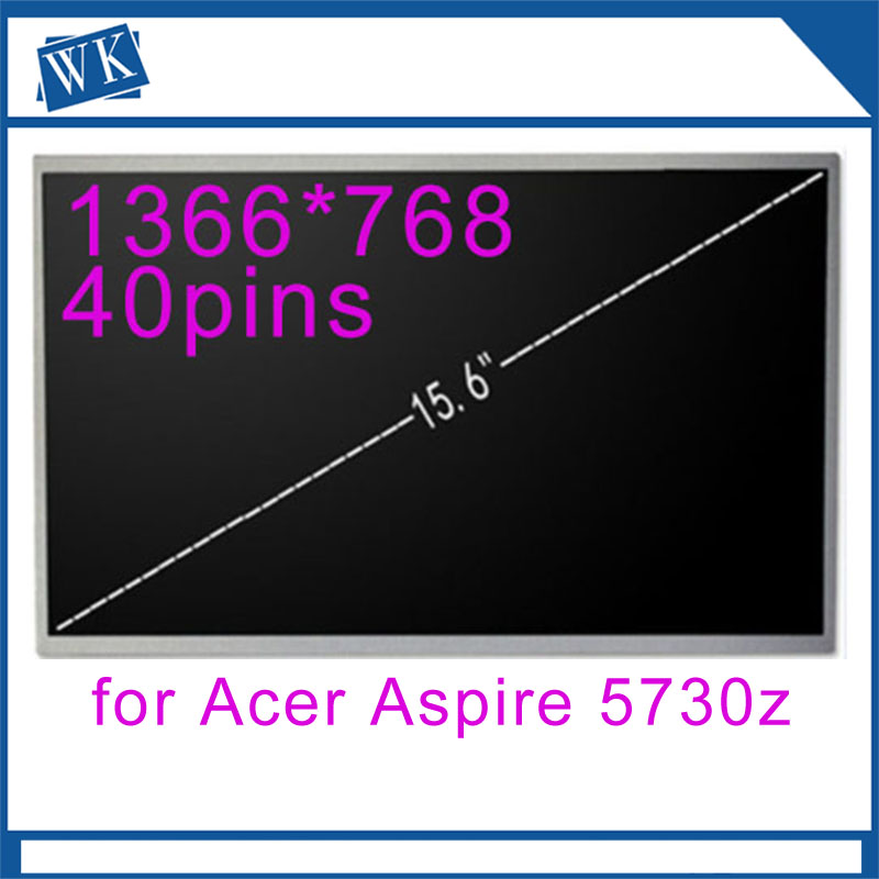 Free shipping Grade A+ 15.6 Laptop LCD Screen For Acer Aspire 5730Z 5732Z 5733Z 5734Z 5735 5750G LED Display HD 100% testFree shipping Grade A+ 15.6 Laptop LCD Screen For Acer Aspire 5730Z 5732Z 5733Z 5734Z 5735 5750G LED Display HD 100% test