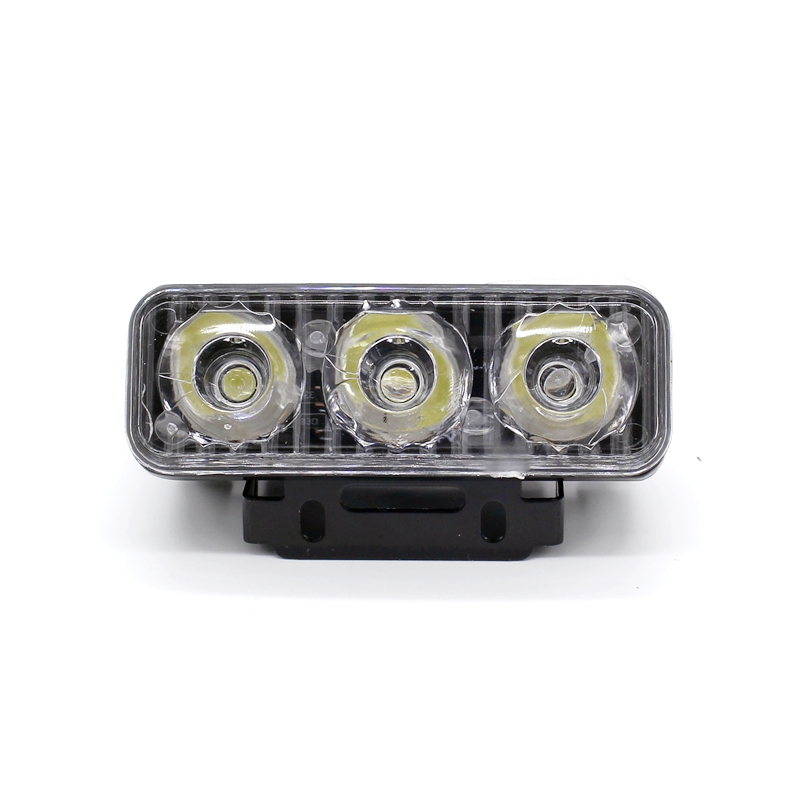 Yituancar 2X3 LED 9W Universal Daytime Lighting Light Source Styling - Bilbelysning - Foto 3