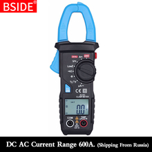 BSID 600A AC Current Digital  Clamp Meter With Backlight цена