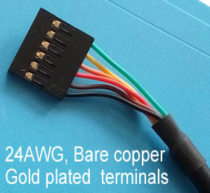 win8 10 android mac ftdi ft230x usb uart for galileo gen2 console cable program cable ttl-232r-3v3