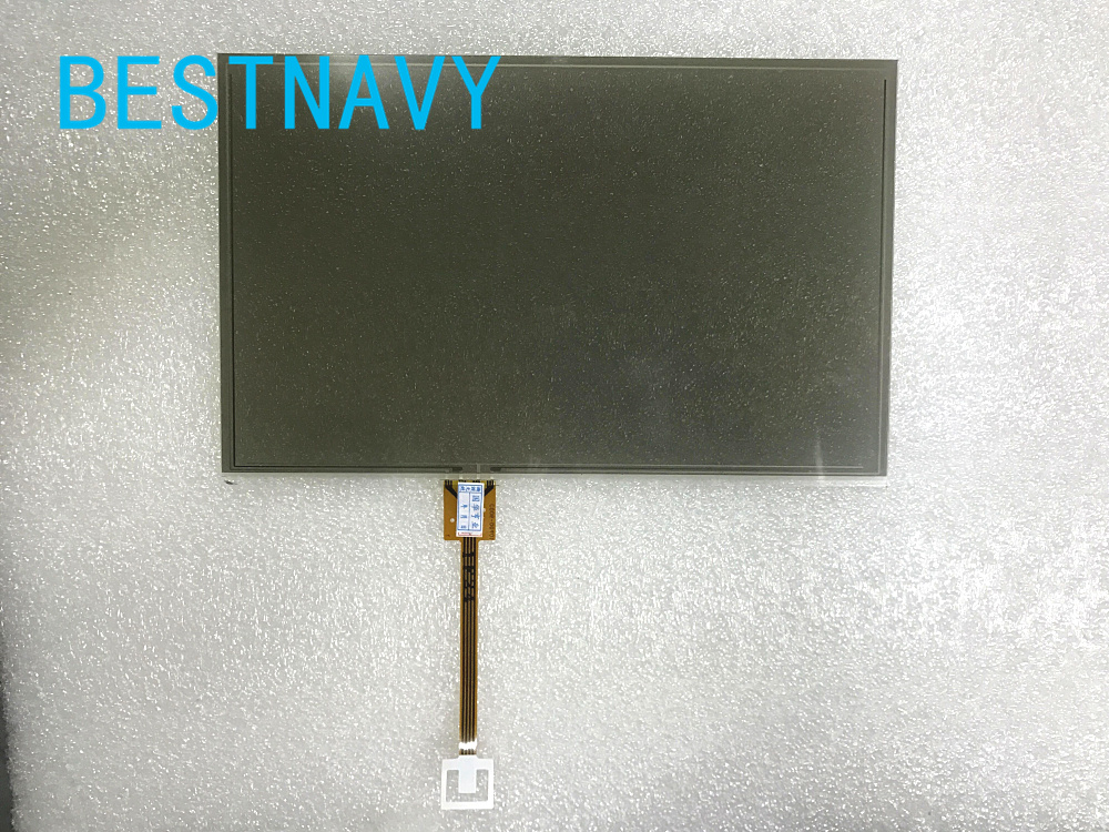 Free DHL LQ080Y5DZ03 LQ080Y5DZ01 LQ080Y5DZ30 LQ080Y5DZ30A 8inch LCD display touch screen monitor for Ford Tarus car