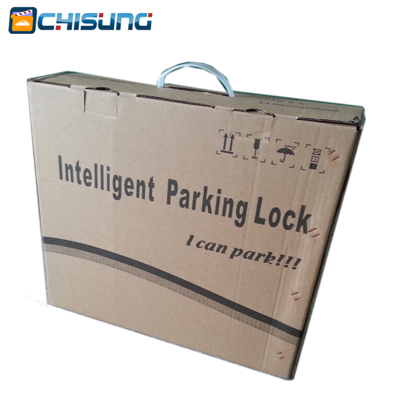 remote control operated car park saver for vehicle IP68 car parking saver