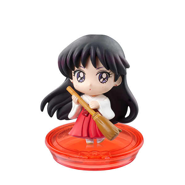 6 pçs/lote 4 centímetros clássicos Japoneses anime figura sailor moon pvc Q versão action figure collectible modelo brinquedos
